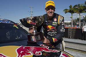 V8 Supercars Race report Whincup storms back in Townsville
