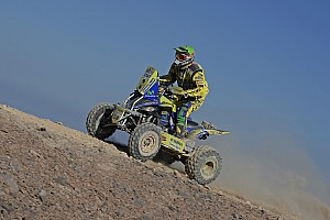 Dakar Preview Desafio Inca: sand and stars!