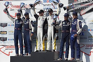 IMSA Race report Magnussen, Garcia give Corvette Racing fourth straight GTLM triumph