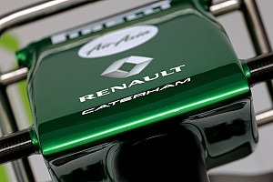 Formula 1 Breaking news Nose job for the Caterham