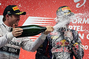 Smooth sailor Rosberg feels sorry for Vettel