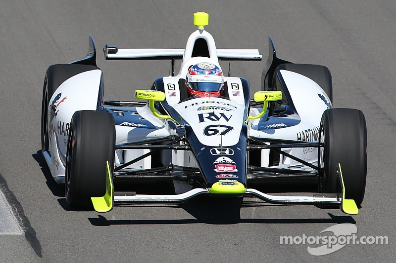 SFHR, Newgarden Strive for Continued Success in Toronto