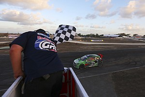 Speed looking for success at the Dirt Track at Charlotte when Red Bull Global Rallycross returns
