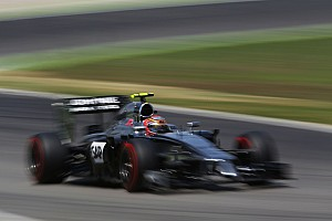An afternoon of mixed fortunes for McLaren on qualifying for the German GP