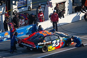 Gallagher dominates ARCA, but Mitchell gets by for first win