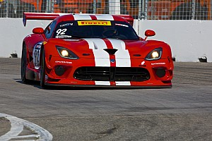 PWC Race report Canadians rule Pirelli World Challenge at Toronto