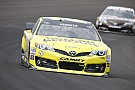 Kenseth encouraged after Sprint Cup practice for the Brickyard 400