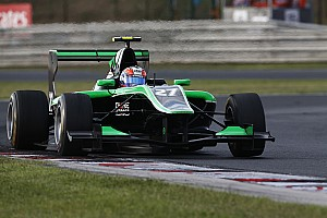 GP2 Race report Stanaway and Yelloly secure Status GP 1-2