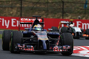 Formula 1 Race report Toro Rosso does a good job and Vergne finishes 9th at Hungaroring