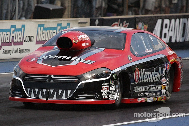 HEMI-powered runner-up finish for Gaines at NHRA Sonoma Nationals