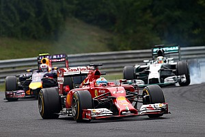 Who drove the best race at the Hungaroring?