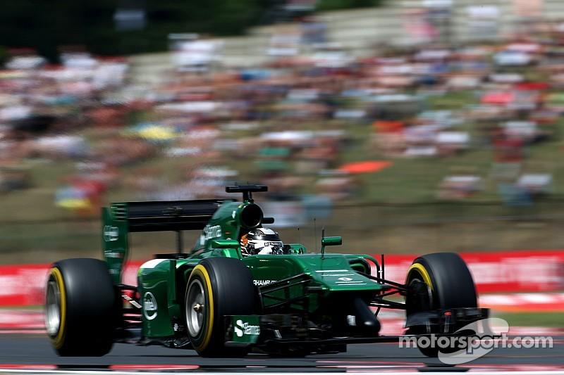 Caterham vows to sue sacked F1 staff