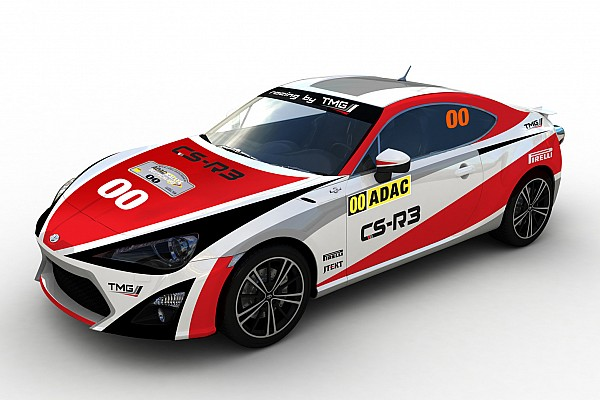 GT86 CS-R3 set for WRC debut in Germany