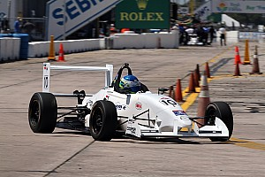 USF2000 Race report Enerson takes a win at Mid-Ohio