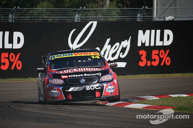 Steady day for Lockwood Racing at the Queensland Raceway