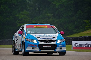 DiMeo, Holbrook, Pelletier capture Mid-Ohio World Challenge wins