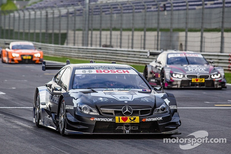 Mercedes'  Vietoris finishes ninth at Spielberg in the sixth race of the season
