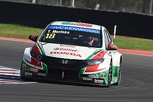 WTCC Race report Two fifth places for Tiago Monteiro in Argentina!