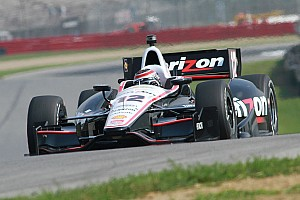 IndyCar Race report Team Penske Mid-Ohio race report