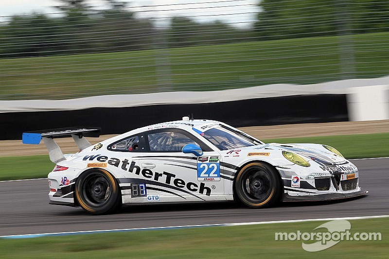 Alex Job, WeatherTech locked and loaded for Road America