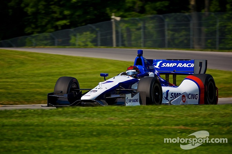 Mid-Ohio rookie recap