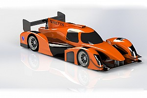 European Le Mans Breaking news Ginetta-Juno LMP3 revealed