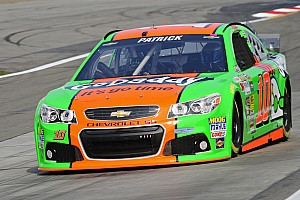 NASCAR Sprint Cup Race report Patrick finishes 21st at Watkins Glen