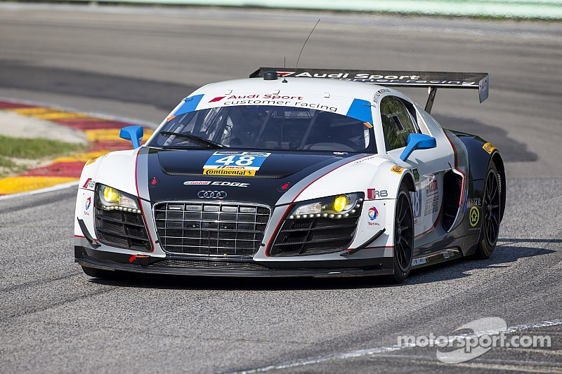 Paul Miller Racing, Bryce Miller and Christopher Haase survive for 11th at Road America