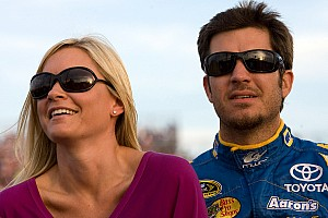 NASCAR Sprint Cup Breaking news Sherry Pollex diagnosed with cancer...Martin Truex Jr. to miss practice and qualifying