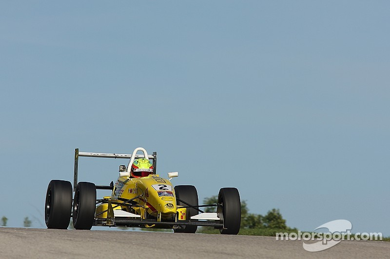 Pigot holds off Hargrove in Pro Mazda race