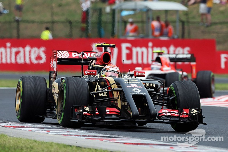 Lotus: There is further potential from the E22 in Spa