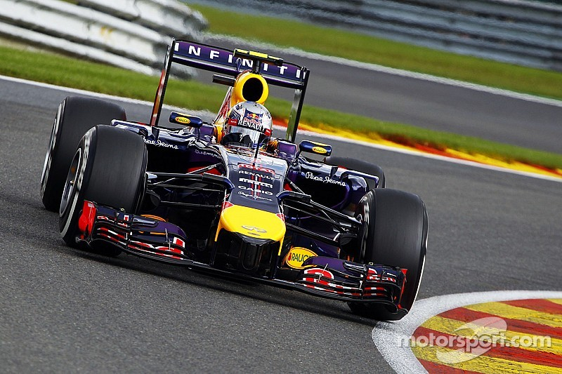 Red Bull: A good grid positions for tomorrow's Belgian GP