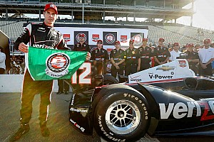 IndyCar Qualifying report Championship leader Will Power takes Sonoma pole