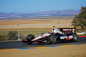 IndyCar Qualifying report GoPro Grand Prix of Sonoma qualifying results