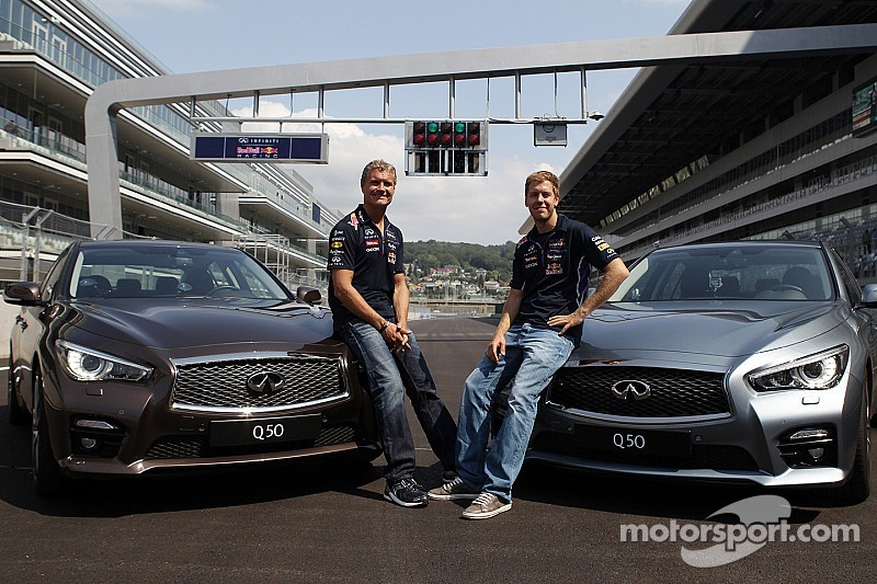 Sebastian Vettel becomes first F1 driver to sample the Sochi Grand Prix Circuit - video