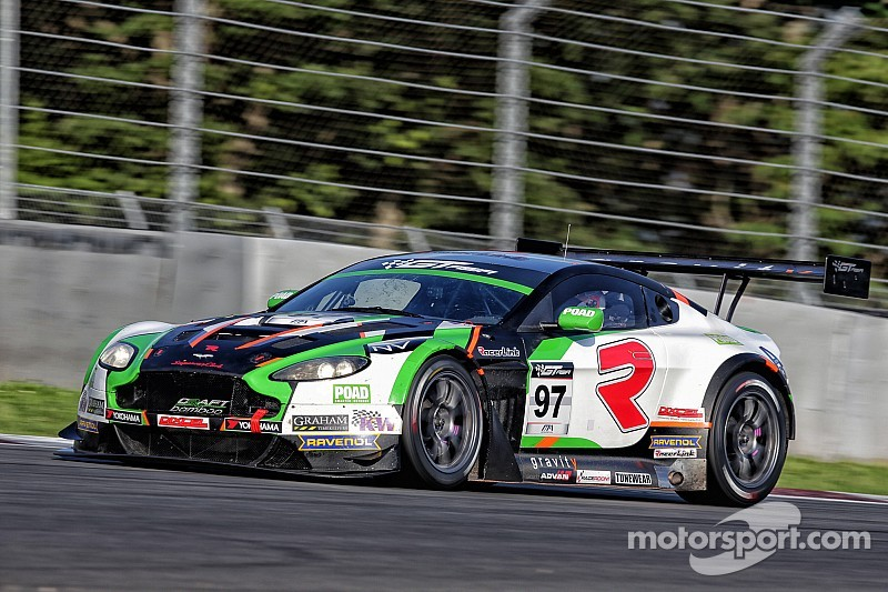 Front row start for Craft-Bamboo Racing at Sepang 12-Hour