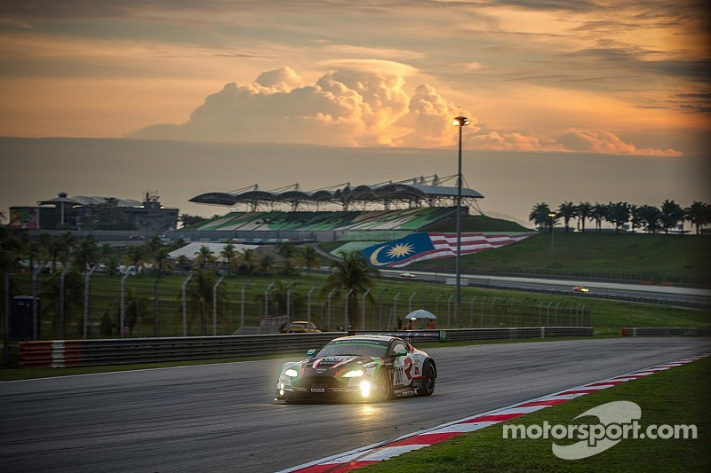 Craft-Bamboo Racing third after six-hours of the Sepang 12-Hour