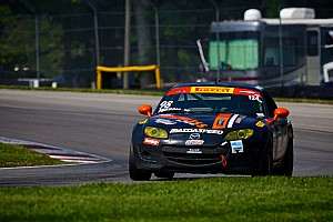 PWC Race report Thomson, Francis Jr., Schwartz win in Brainerd Pirelli World Challenge
