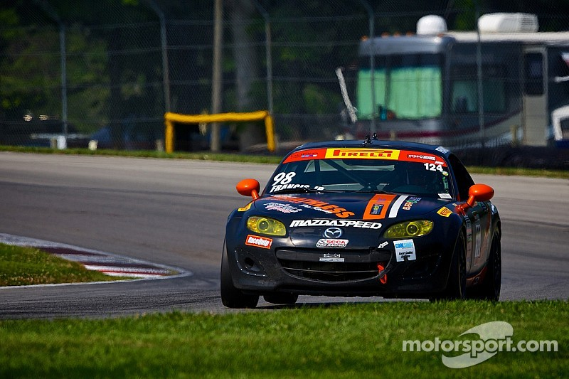 Thomson, Francis Jr., Schwartz win in Brainerd Pirelli World Challenge
