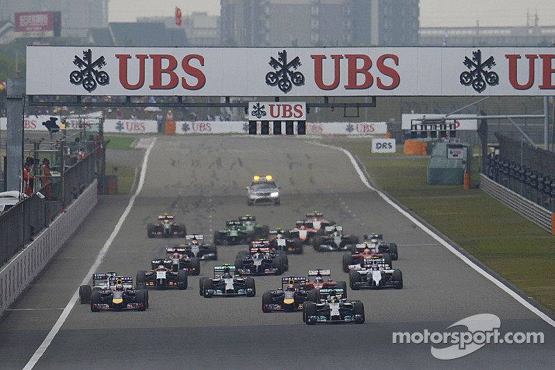 UBS reducing F1 sponsorship