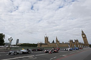 World's first trackside motor shows to run alongside Formula E events