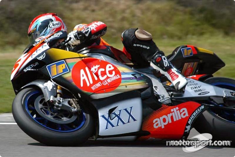 Aprilia fast track MotoGP entry with Gresini Racing