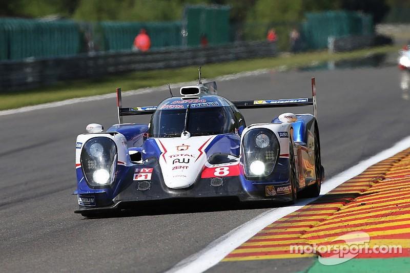 New line-up, same targets for Toyota Racing