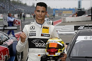 Mercedes signs reserve, Prodromou starts at McLaren