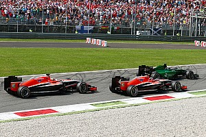 Formula 1 Breaking news Three teams in battle for 2015 survival