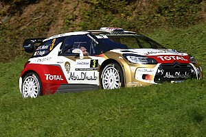 WRC Stage report Meeke and Østberg in confident mood in France