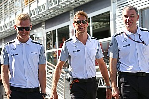 Formula 1 Rumor McLaren will 'take time' to decide 2015 driver lineup