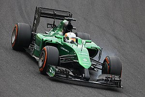 Formula 1 Breaking news Kobayashi, Merhi unclear over Caterham future