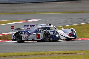 WEC Practice report Home comforts for Toyota Racing