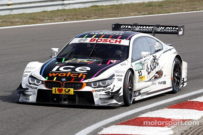 The grand finale: BMW Motorsport's successful DTM season draws to a close at the Hockenheimring